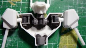 1/100 VF-1J 製作4