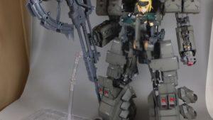 パワードガーディアン・ギガンティック用武器 製作